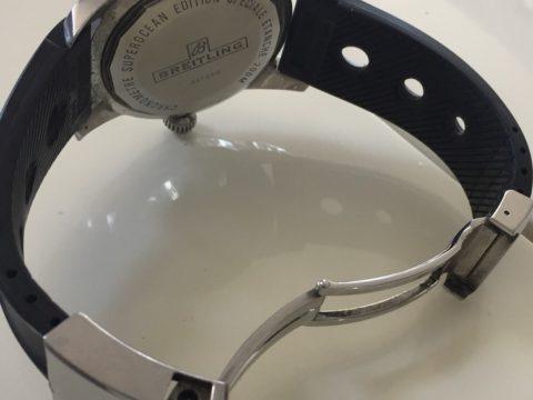 Breitling відломилась кнопка застібки
